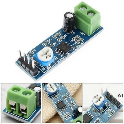 DC 5V-12V LM386 Mini Micro Audio Amplifier Module Board Mono AMP Module HIFI DIY