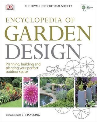 RHS Encyclopedia of Garden Design,DK