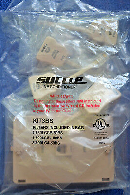 SUTTLE Line Conditioner DSL Filter Set Free US Shipping! #F2