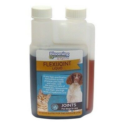 Equimins Blooming Pet Flexijoint Liquid x 250ml - Cat Dog Supplements Animal