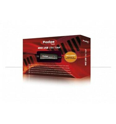 Prodipe - Interface MIDI USB 1in/1out