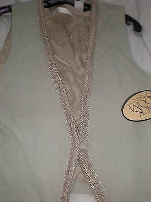 Dana Buchman New with tag West Beige color size 4