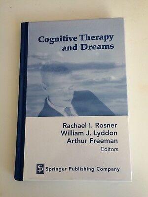 Cognitive Therapy and Dreams by Rachael I. Rosner (English) Hardcover Book Free