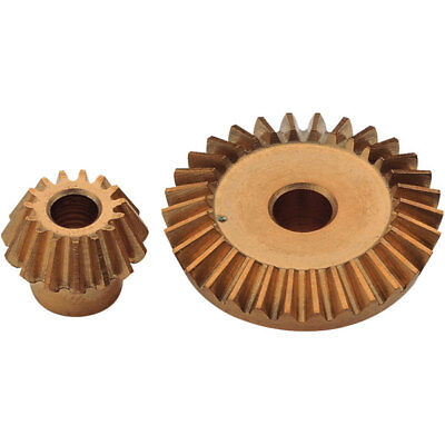 Modelcraft Brass Bevel Gear Set 3:1