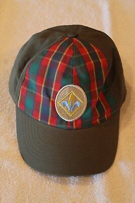 "BOY / CUB SCOUT ""WEBELO"" HAT CAP - Medium/Large - OFFICIAL BSA adjustable"