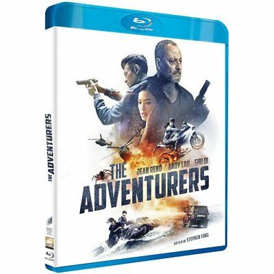 Blu-ray - The Adventurers - Jean Reno, Andy Lau, Shu Qi, David Bowles, Éric Da C