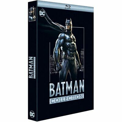 Blu-ray - Batman Collection: The Dark Knight parties 1 and 2 + Year One + The K