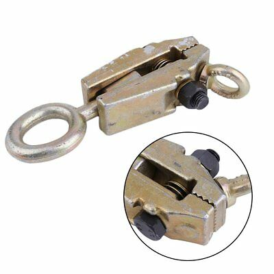 2-Way Frame Back 5Ton Self-Tightening grips /& auto Body Repair Pull Clamp