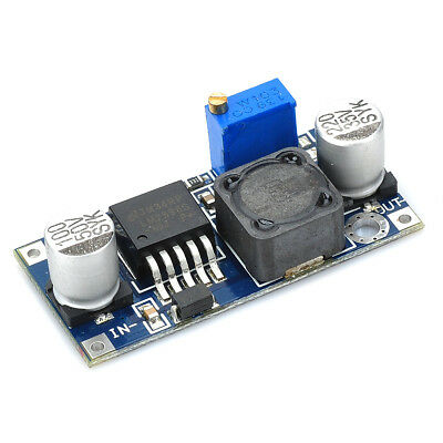 LM2596S DC Buck Step-Down Adjustable 1.25~35V Power Supply Regulator Module