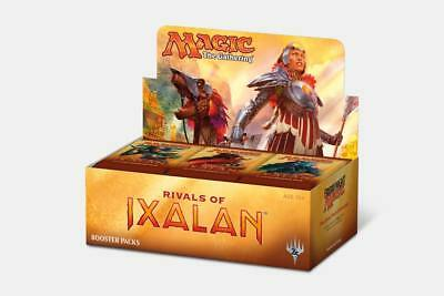 Magic The Gathering Rivals of Ixalan Booster Box - 36 booster packs (sealed)
