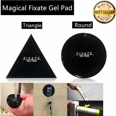 Magical Fixate Gel Pad Strong Stick Innovative Portable Holder U1