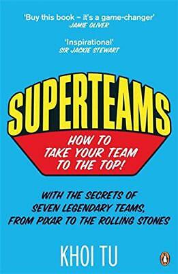 Superteams: How to Take Your Team to the Top by Tu, Khoi | Paperback Book | 9780
