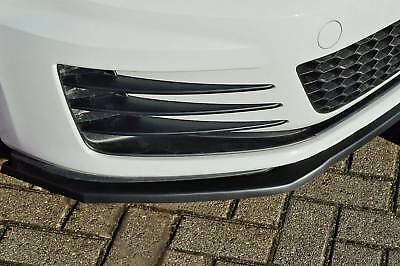 Apron for VW Golf 7 MK7 GTI Front Bumper Lower Lip Cup Chin Valance Splitter
