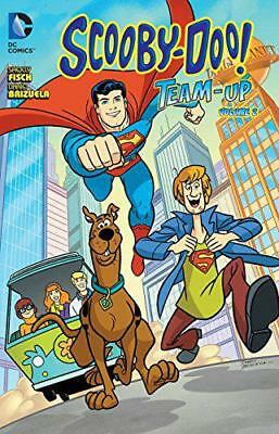 Scooby-Doo Team-Up Volume 2 TP by Fisch, Sholly   Paperback Book   9781401258597