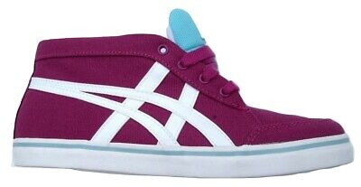 Womens Girls Onitsuka Tiger Renshi Canvas Fashion Trainers Sneakers Size UK