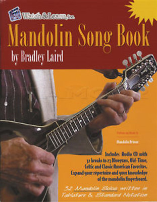 Easy Beginner Mandolin Chords Instructional And Song Book 295