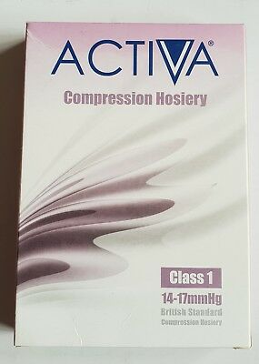 08992b7316 Activa Compression Hosiery, Class 1, 14-17mmhg. All Size Small, Closed