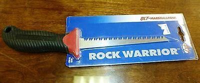 "Marshalltown QLT RW426 16426 RockWarrior Utility Drywall Saw, 11"" OAL, NEW"