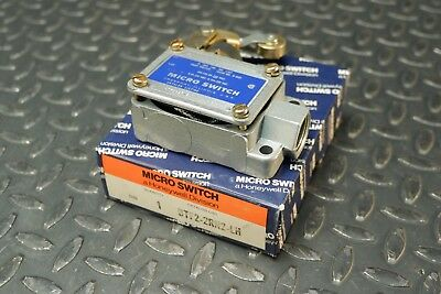 Microswitch DTF2-2RN2-LH Top Roller Limit Switch Honeywell