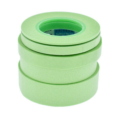5 Pcs/Pack Masking Tape Green 2mm/6mm/10mm/12mm/18mm Plastic Models Hand Crafts