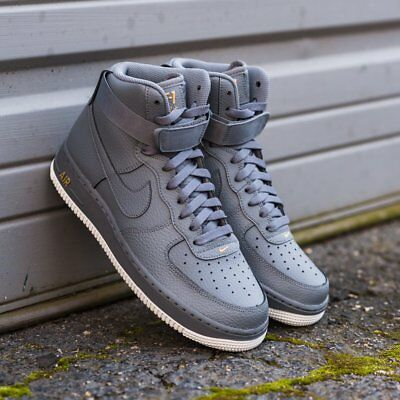 promo code d6162 5d26a NIKE AIR FORCE 1 High '07 LV8 COOL GREY US MENS SHOE SIZES 315121-049