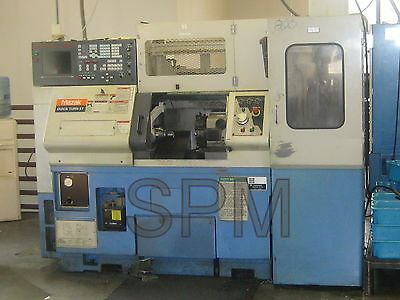 Manual Operating lathe mazak