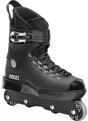 Roces M12 UFS Men's Roller Blades Black 5 UK 39 EU 6 US