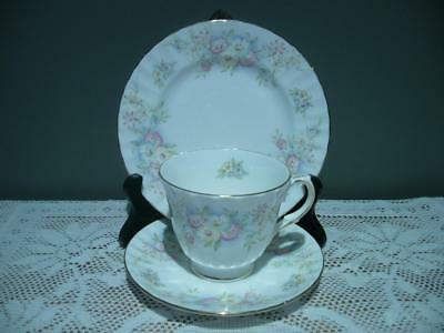 Duchess Bone China Trio - Maryland - Cup Saucer Plate - Vintage High Tea - Vgc