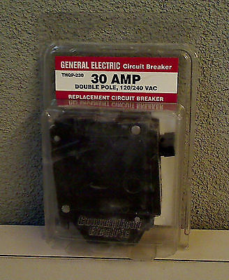 Connecticut  Electric THQP-230 Double Pole 120/240 30 A Plug-On Circuit Breaker