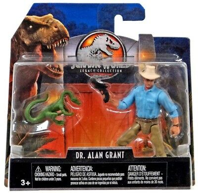 Jurassic World Fallen Kingdom Legacy Collection Dr. Alan Grant / Target Excl.