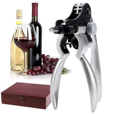 9pcs New Wine Bottle Opener Tools 9 Piece Set Corkscrew Stopper Foil Home 03
