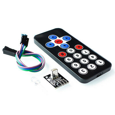 1PCS Infrared IR Wireless Remote Control Module Kits for Arduino