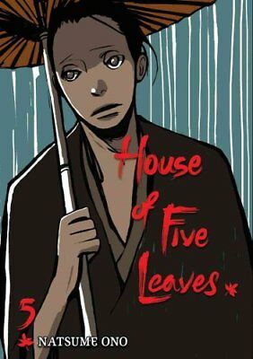 House of Five Leaves, Vol. 5 by Natsume Ono (2011, Paperback)