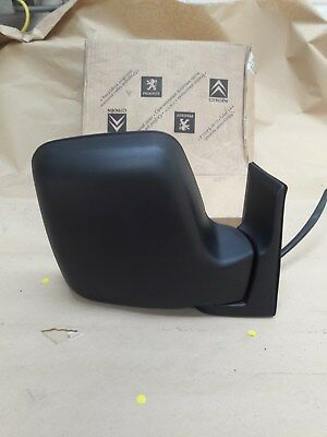 Brand New Genuine Peugeot Expert / Citroen Dispatch Rh Right Hand Wing Mirror