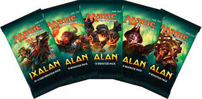 *Magic MtG - IXALAN - 10x Booster - English / OVP / Sealed