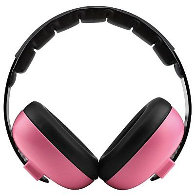 Sound Ear Muffs-Headphone Noise Reduce Noise Reduction for Children,Women (pink)