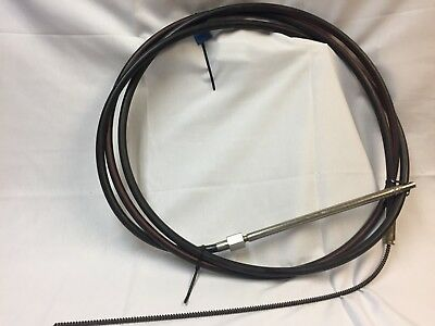 Morse Command 290 17' Steering Cable  Free Shipping!!!!!!!!!