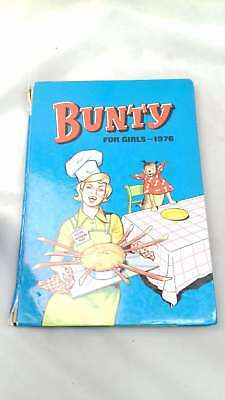 Bunty for Girls 1976 (Annual) by , Hardcover 1975-01-01, Acceptable