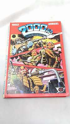 2000 AD 1983 Annual by Anon Hardcover 1982-01-01, Acceptable