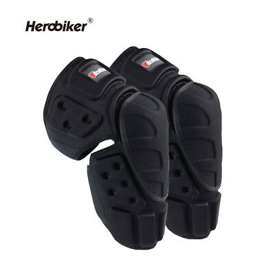 Moto Knee Pads Protective Motorcycle Guards Leg Sleeve Protector Black Pads