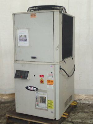 7.5 hp AIR COOLED CHILLER, INDUSTRIAL WATER CHILLER
