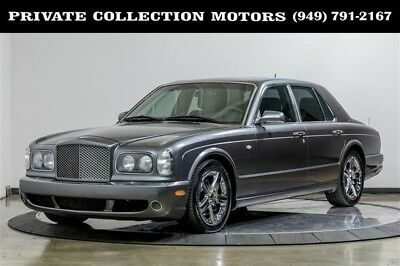 2003 Bentley Arnage  2003 Bentley Arnage T Mulliner Well Kept Low Miles Local Trade