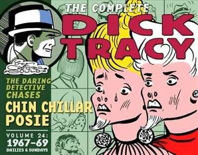 Complete Chester Gould's Dick Tracy Volume 24 by Chester Gould 9781684052356