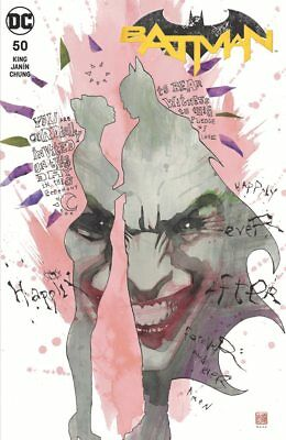 Batman #50 Surprise Comics Exclusive Cover by David Mack