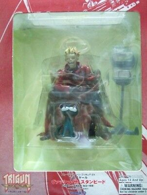 Yamato - Trigun Maximum Vash the Stampede - Story Image 1/8 Figure - New In Box