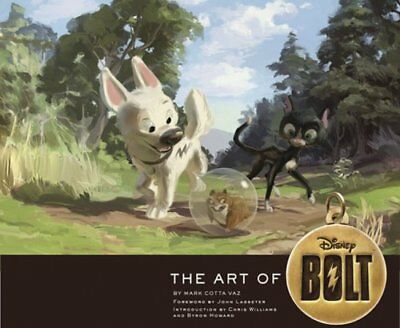 The Art of Bolt by Vaz…
