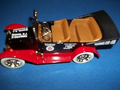 Texaco 1917 Maxwell Touring Car  Collectors Series # 14  Made In 1997 Yr.w Co