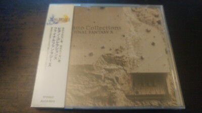 FINAL FANTASY X: PIANO COLLECTIONS CD Alion Records