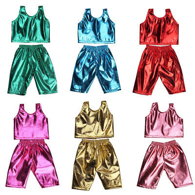 Doll Cothing Light Leather Outfit For 18inch American Girl Doll Accessories