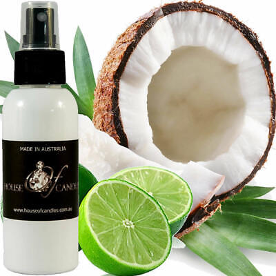 COCONUT & LIME Body Spray Mist XStrong VEGAN & CRUELTY FREE
